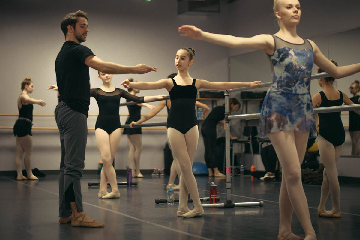 Master Class: Ballet with Rebecca King Ferraro & Michael Breeden, Day 2