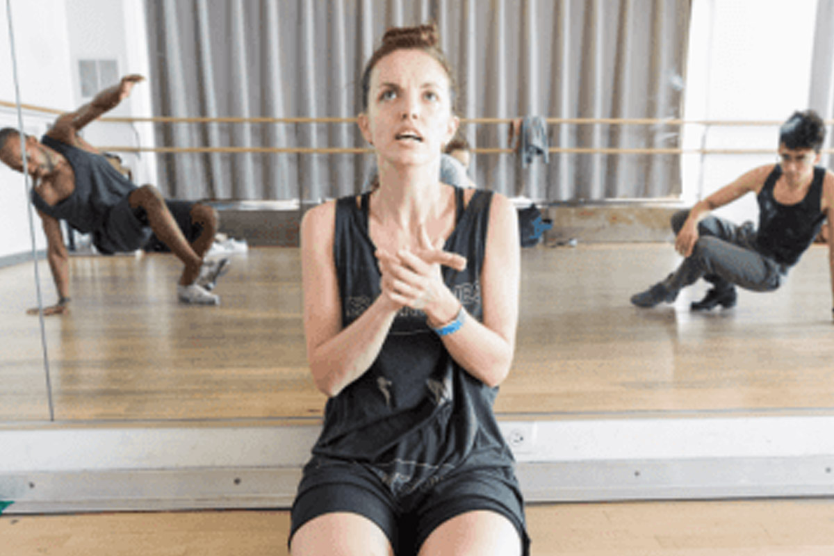 Master Class: Tap with Michelle Dorrance, Director of Dorrance Dance
