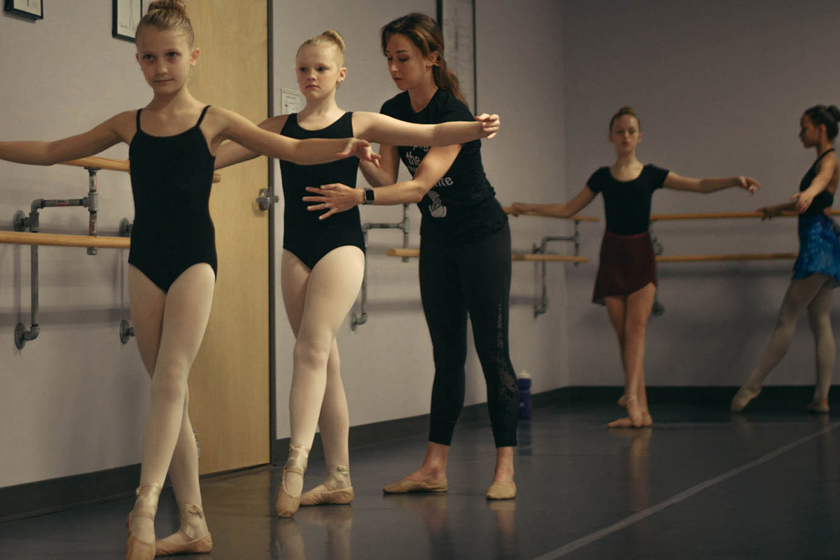 Master Class Ballet With Rebecca King Ferraro Amp Michael