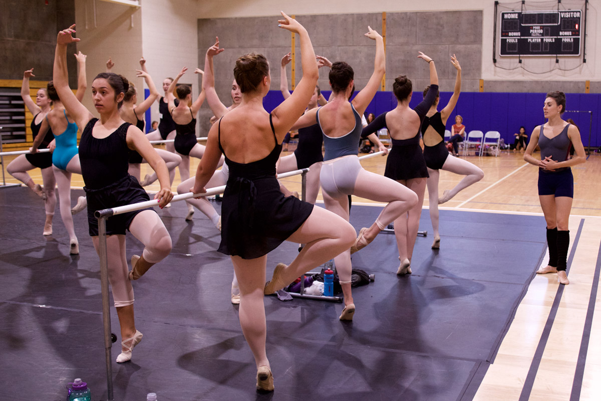 Master Class: Ballet with Dawn Fay, Wonderbound