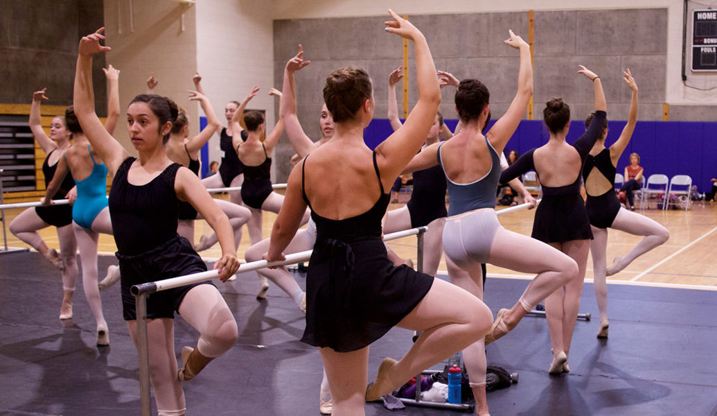 Master Class: Ballet with Margaret Tracey, Director of Boston Ballet School