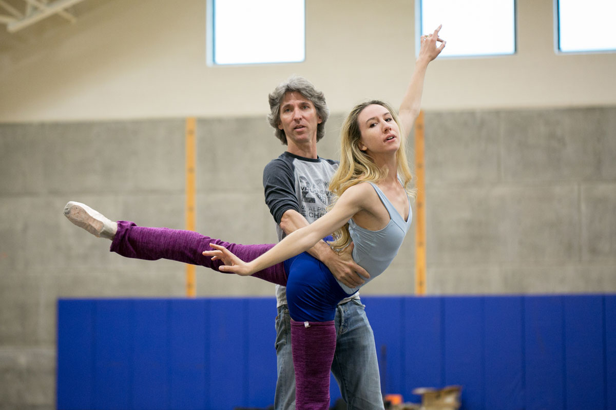 Master Class: Ballet with Isabella Boylston