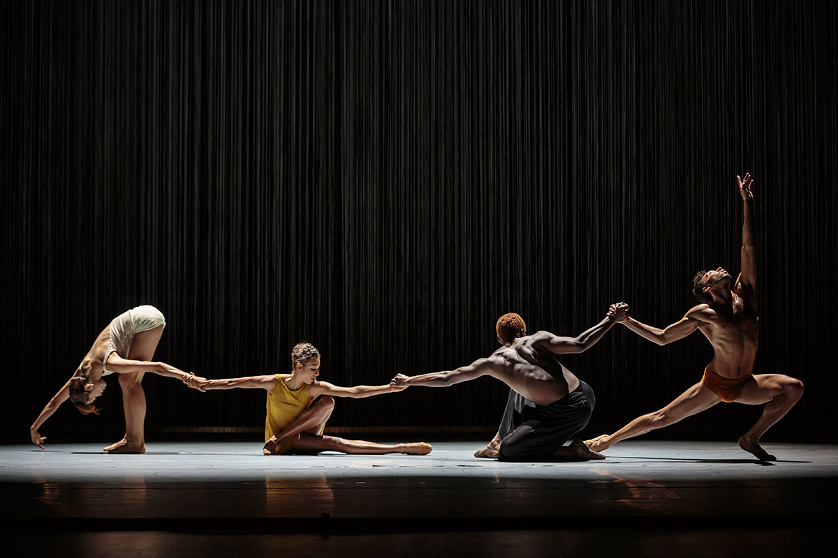 Master Class: Repertory with Alonzo King LINES Ballet